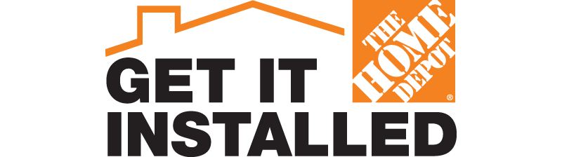 home depot certified installers logo