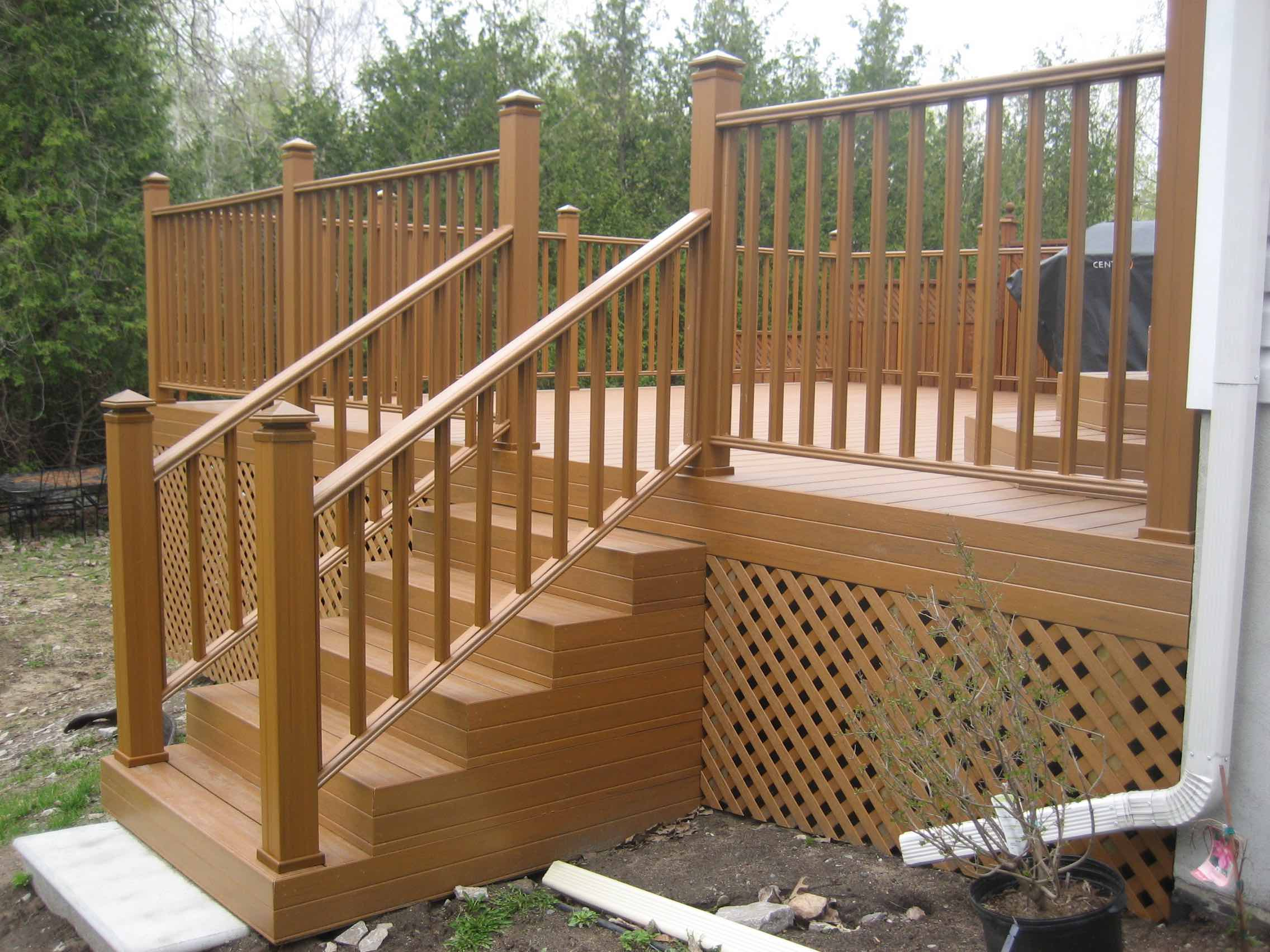 eon composite deck and railing ottawa