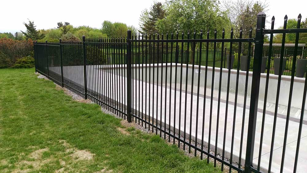 wrought iron fence ottawa