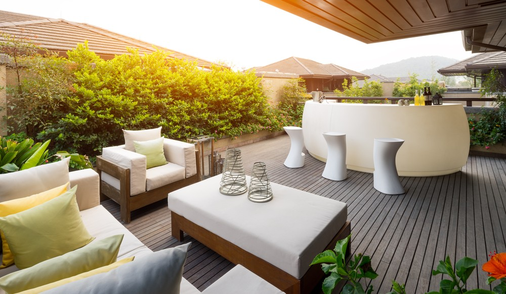 5 signs your deck is becoming weathered