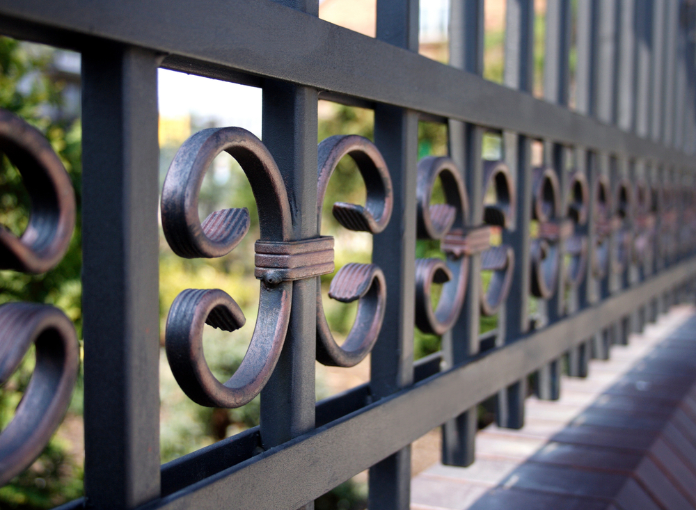 a look at our different fencing options