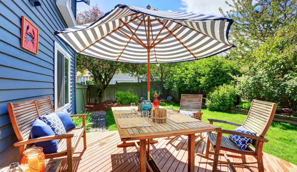 5 effects summer has on your deck