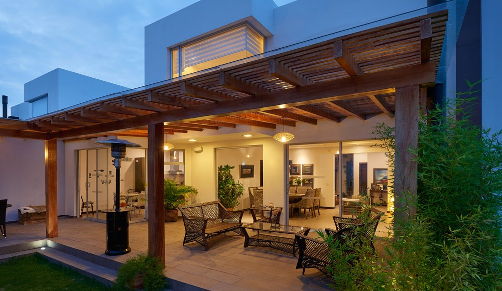 pergolas are getting more popular than ever - here's why