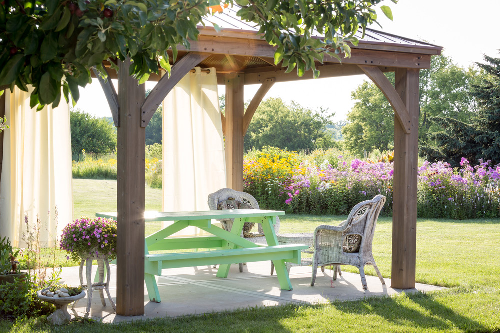 pergolas vs gazebos - what's right for me?