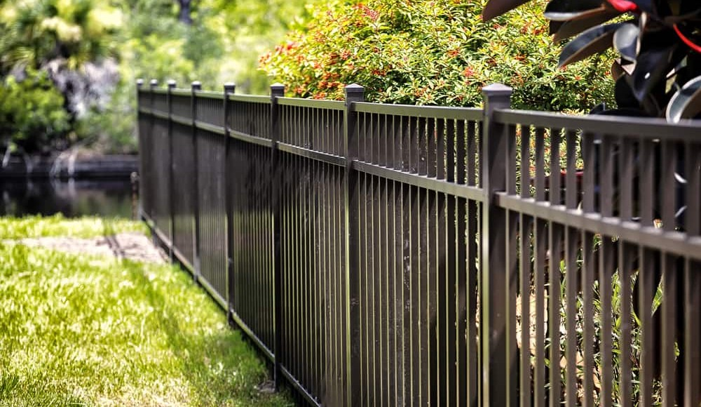 5 Tips for Using Your Fencing as a Design Piece