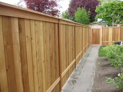 building fence on a budget